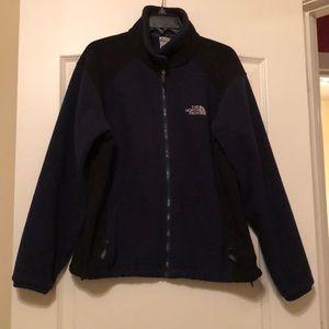 North Face men's S fleece jacket